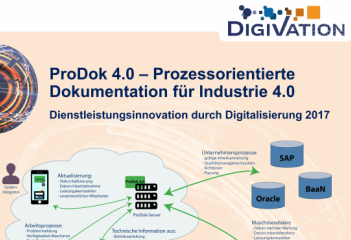 ProDok 4.0 auf der DigiVation-Transferkonferenz in Passau 11.10.2017